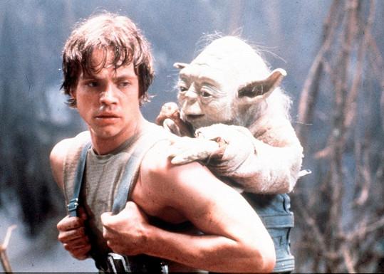 Mark Hamill ve filmu Star Wars: Epizoda V - Impérium vrací úder (1980)