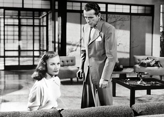 Hrát hlavní roli po boku takové star, jakou byl Humphrey Bogart, se jiné české rodačce nepodařilo.
