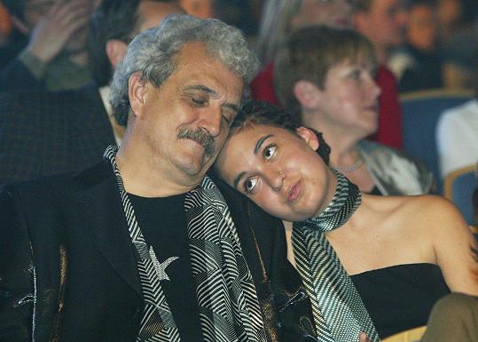 Ve výběru povolání Pavlu ovlivnil i její otec Pavel Dostál. Zemřel v roce 2005.