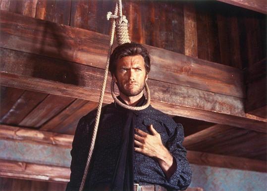 Clint Eastwood charizma rozhodně nepostrádal.