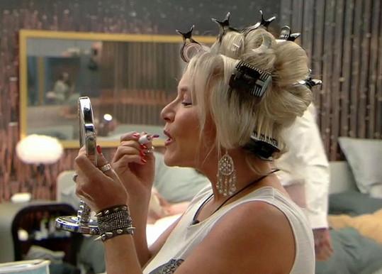 Fox se krášlí v reality show Celebrity Big Brother.