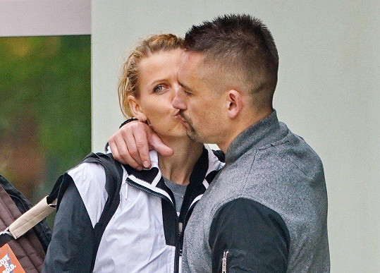 Lucie Šafářová a Tomáš Plekanec jsou zamilovaní až po uši.