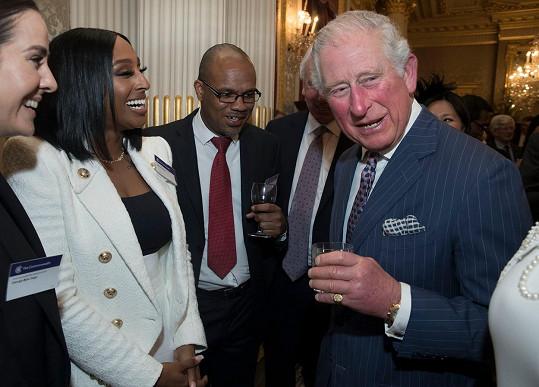 Alexandra naposledy vystupovala na oslavě Dne Commonwealthu, kde se dobře bavila s princem Charlesem.