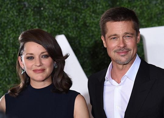 Marion a Brad prožili lásku jen před kamerami.