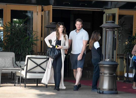 Annin bývalý manžel Chris Pratt se prý chystá přítelkyni Katherine požádat o ruku.