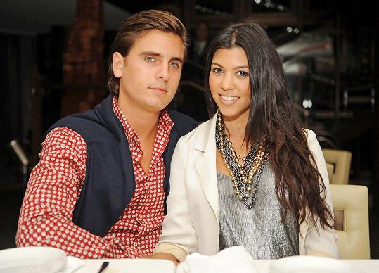 Na Disickovu bývalou partnerku Kourtney Kardashian Sofia stále žárlí.