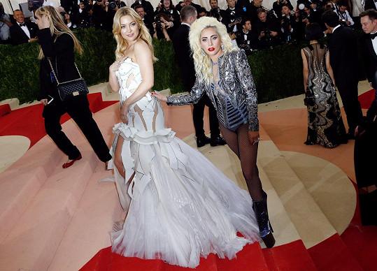 Herečka a Lady Gaga
