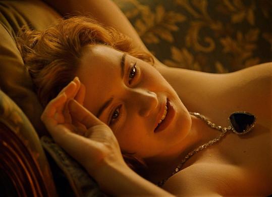 Nahá se objevila i v Titaniku.