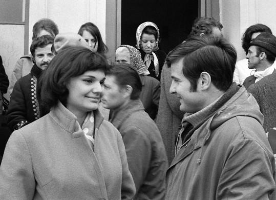 Zamilovala se do Jiřího Štaidla.