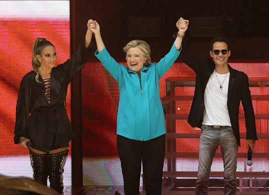 Hillary fandila Jennifer i její exmanžel.