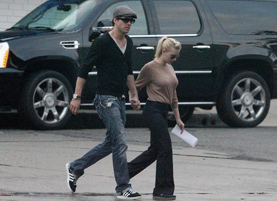 Ryan Reynolds a Scarlett Johansson