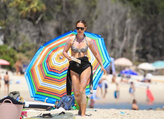 Natalie Portman je v Austrálii jako doma.