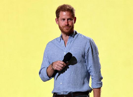 Vévodova kritika královské rodiny je tvrdě odsuzována.