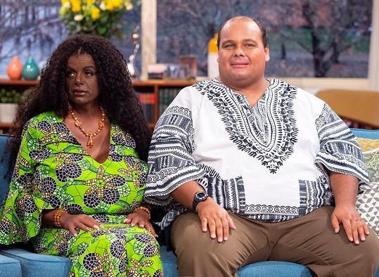 Martina a Michael v talk show This Morning