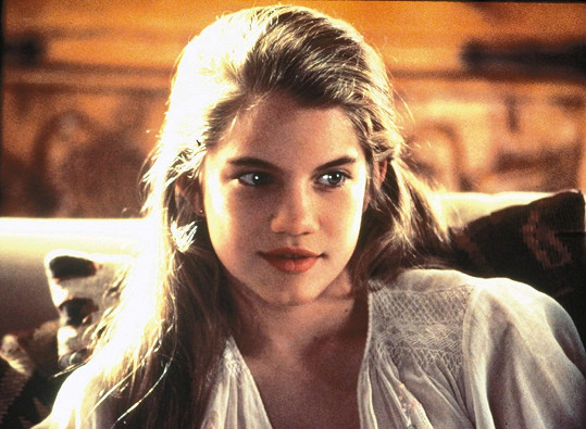 Anna Chlumsky ve filmu Moje druhá láska (1994), který navázal na úspěch snímku Moje první láska (1991)