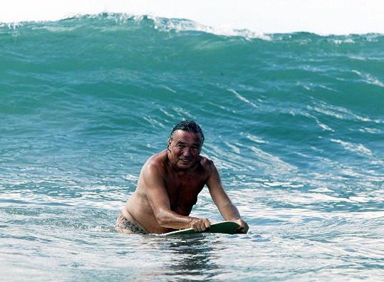 Karel Gott ve vlnách