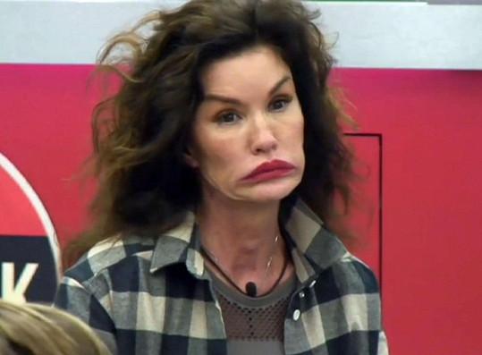 Janice Dickinson je součástí osazenstva show Celebrity Big Brother Uk vs. USA.