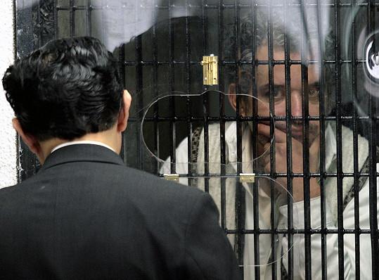 José Luis Calva zemřel v cele ještě předtím, než začal soud.