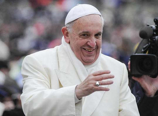 Vatikán vyloučil, že by lajk pocházel od papeže nebo někoho z jeho týmu.