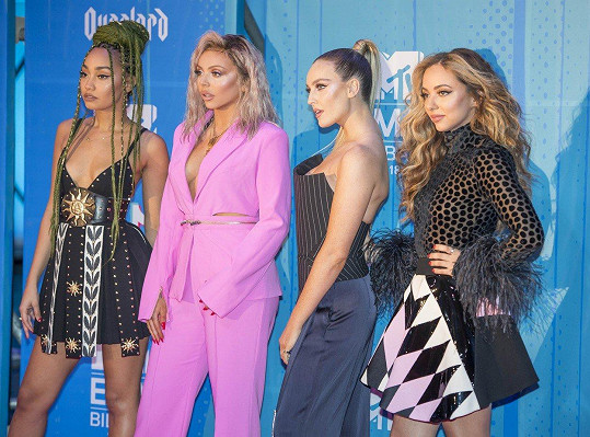 Skupina se proslavila díky britskému X Factoru.
