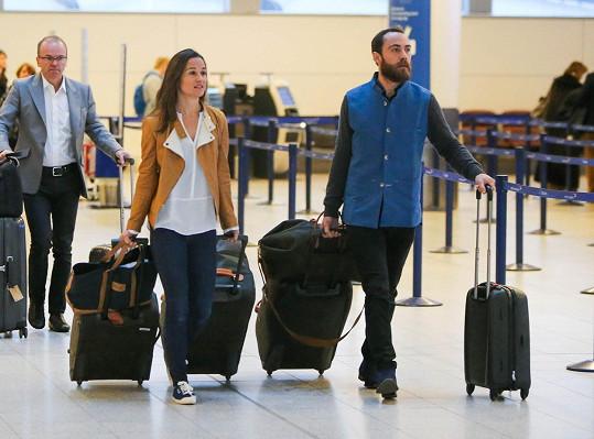 Middletonovi se vydali na ostrov už koncem roku.
