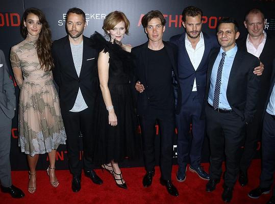 Snímek Anthropoid, ve kterém si zahrál Jamie Dorman z Padesáti odstínů šedi, měl před měsícem premiéru na filmovém festivalu v Karlových Varech. Nyní se dočkal té americké.