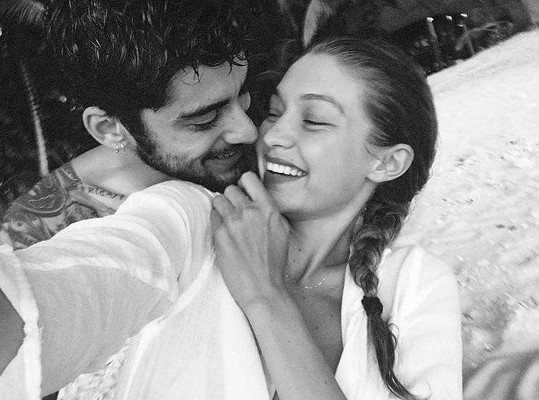 Vztah se zpěvákem Zaynem Malikem už je minulostí.