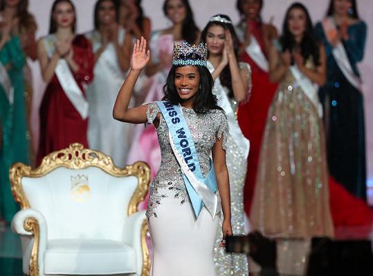 Miss World se stala Toni-Ann Singh z Jamajky.