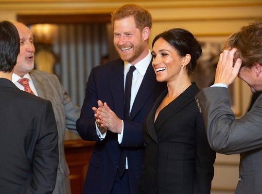 S princem budou na podzim cestovat po Austrálii.