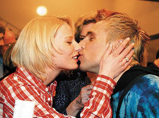 Osm let se po boku Romana Vojtka objevovala moderátorka Kristina Kloubková.