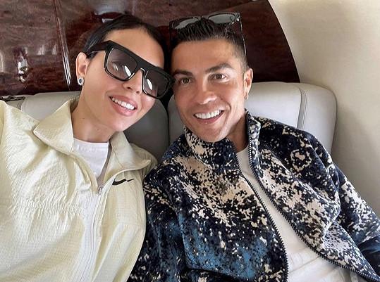 S Cristianem Ronaldem strávili letní dovolenou na jachtě.