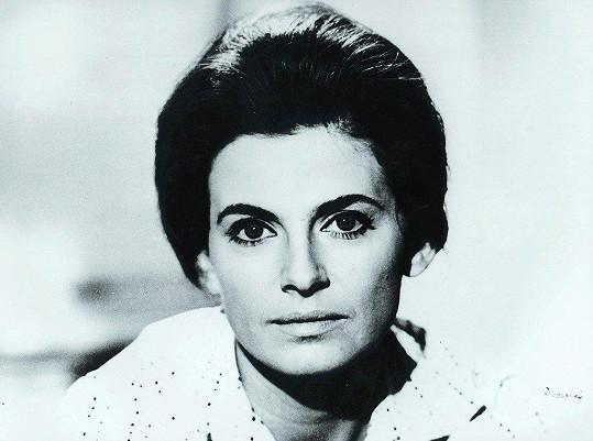 Milena Dvorská byla půvabnou dámou.