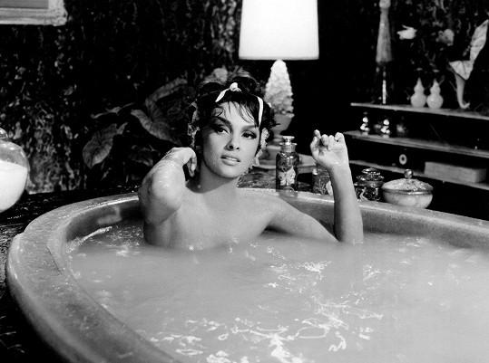 Gina ve filmu Hrstka statečných (1959)