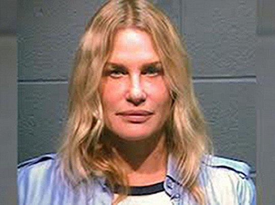 Daryl Hannah se provinila jako aktivistka.