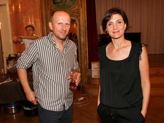 Ester Janečková moderovala předávání cen Gratias Tibi.