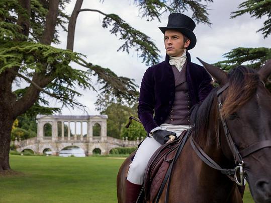 Druhá série se bude točit okolo Anthonyho v podání Jonathana Baileyho.