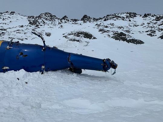 Po pádu vrtulníku na Aljašce zemřel i nejbohatší Čech Petr Kellner.
