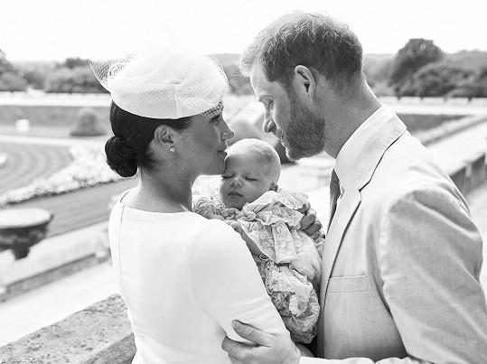 Prvorodičkou byla i vévodkyně Meghan, která s princem Harrym v květnu přivítala na svět syna Archieho.