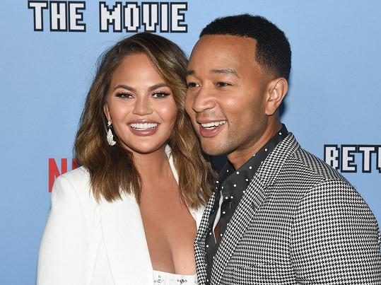 John Legend byl zvolen nejvíc sexy mužem planety.
