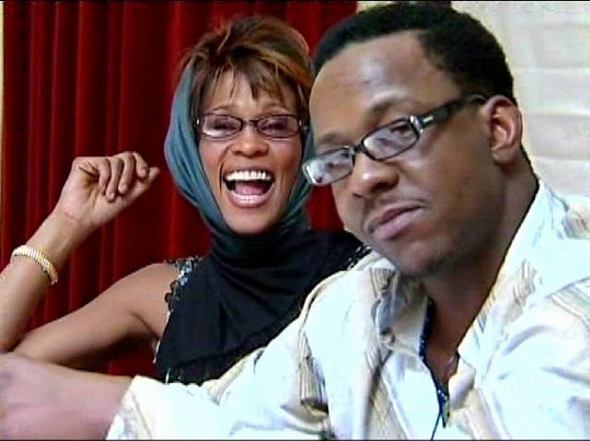 Bobby Brown byl manželem Whitney Houston 15 let.