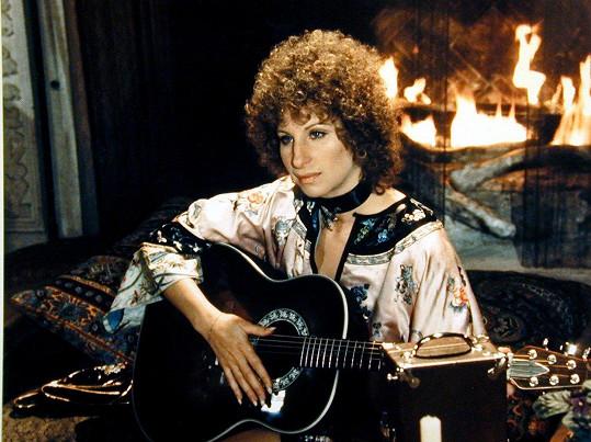 V roce 1976 se film Zrodila se hvězda dočkal nové verze s Barbrou Streisand.