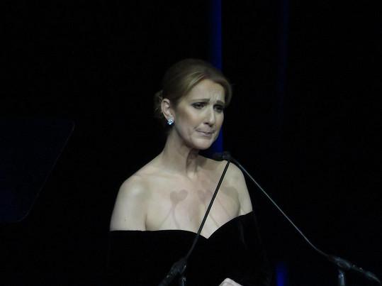 Céline Dion zavzpomínala na manžela a na vše, co pro ni za celý život udělal.
