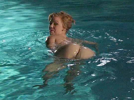 Kelli Garner jako božská Marilyn