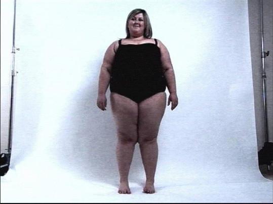 Nadváha ji provází celý život.