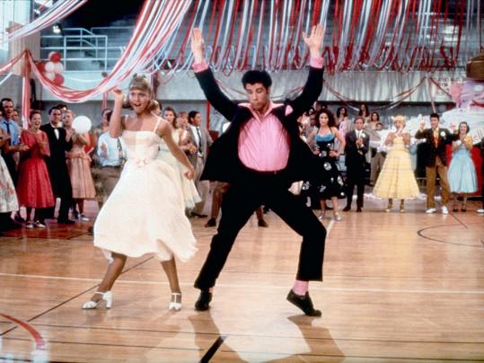 Taneční scény v tělocvičně patřily k nejnáročnějším kvůli nesnesitelnému vedru.