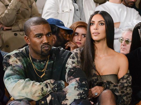 Kim a Kanye zřejmě procházejí vážnou krizí.