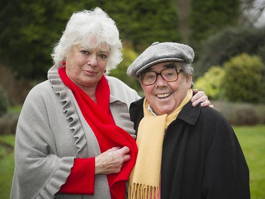 Ronnie a Anne tvořili pár od roku 1965.