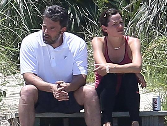 Affleck a Garner spějí k rozvodu.