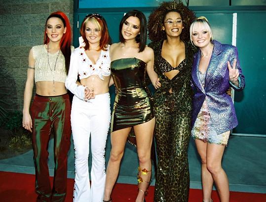 Spice Girls v původní sestavě