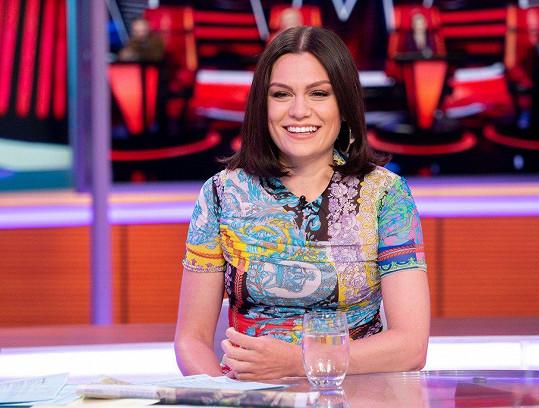 Jessie J sen stát se maminkou nevzdává.